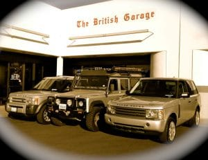 Land Rover And Mini Cooper Repair Miramar The British Garage